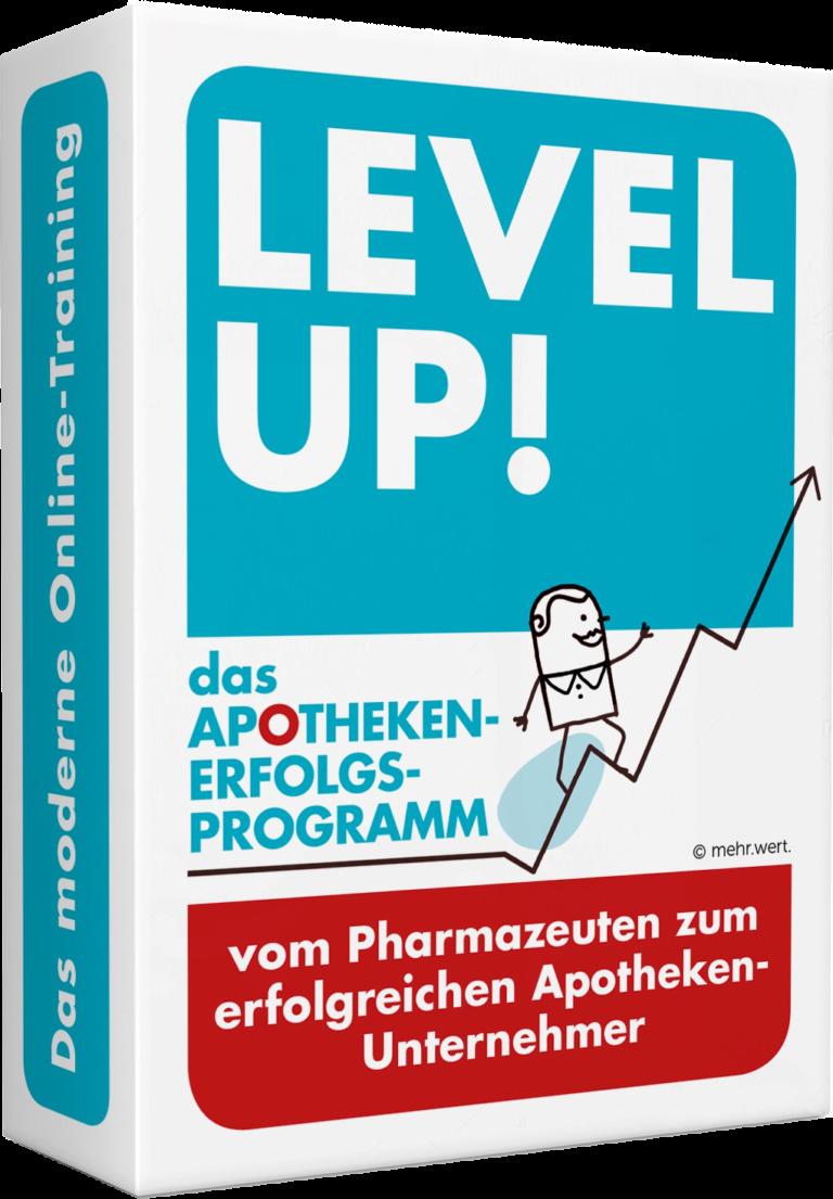 Level Up  freigestellt