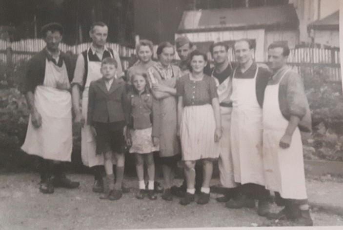 Metzger Familienfoto